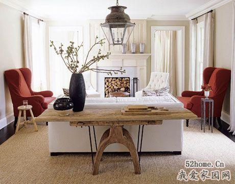 客厅装修效果图-家居装修风水 2010年客厅装修风水禁忌